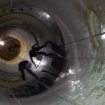 Manutenzione silos vetroresina