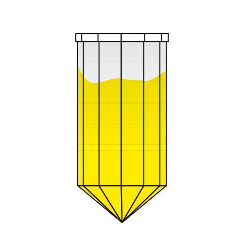 disostruzione silos - ostruzione totale